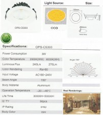 OPS-C5303-3W
