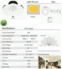 OPS-C5420-20W