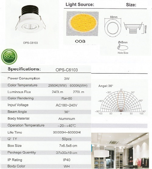 OPS-C6103-3W