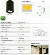 OPS-C7103-3W-OUTBOW