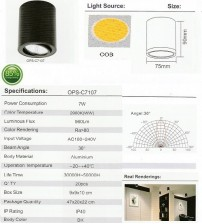 OPS-C7107-7W-OUTBOW