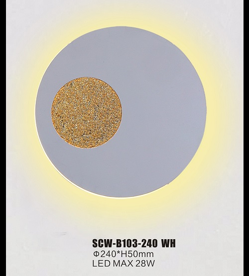 SCW-B103-240-WH