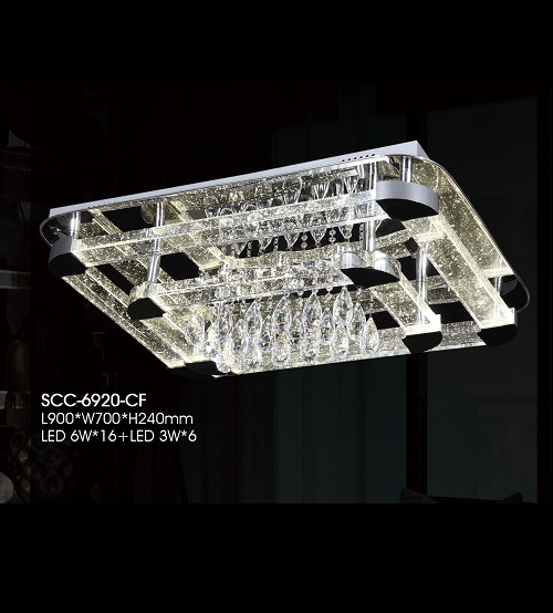 LAMPU PLAFON LED SCC-6920-CF