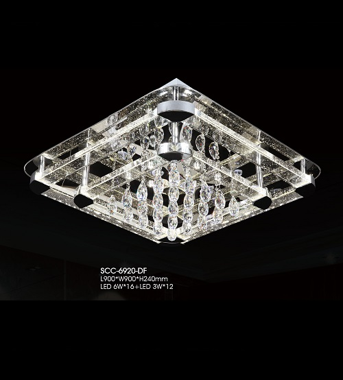 LAMPU PLAFON LED SCC-6920-DF